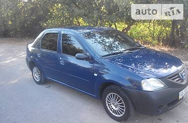 Dacia Logan 1.4mpi 2006