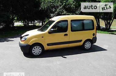 Renault Kangoo пасс. 2005