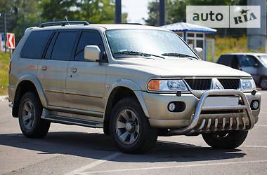 Mitsubishi Pajero Sport 2008