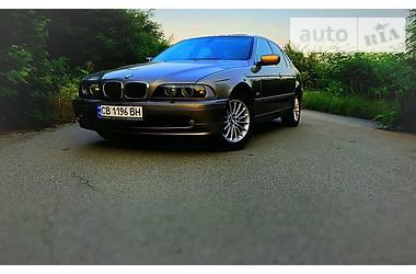 BMW 525 Luxeru 2003