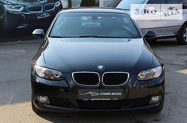 BMW 320 E93 awt 2008