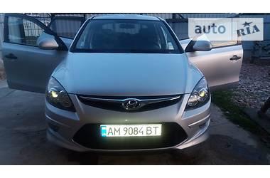 Hyundai i30 1.4 DOHC 2011