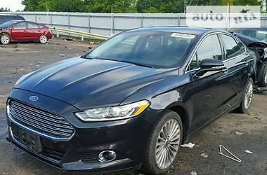 Ford Fusion 2.0L 4 2013
