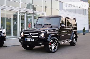 Mercedes-Benz G 400 CDI V8 4MATIC 2003