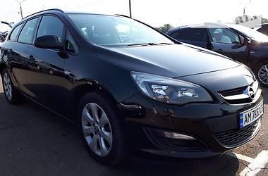Opel Astra G 2015