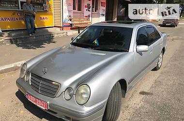 Mercedes-Benz E-Class 210 2001