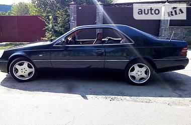 Mercedes-Benz CL 500 1993