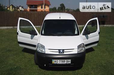 Peugeot Partner пасс. origin 2009