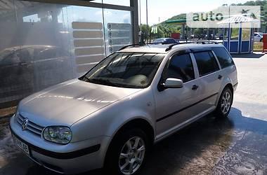 Volkswagen Golf IV 2001