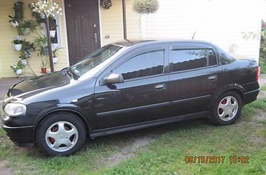 Opel Astra G 2008