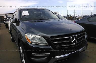 Mercedes-Benz ML 350 BLUETEC 2012