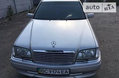 Mercedes-Benz C-Class amg 1996