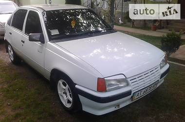 Opel Kadett E 1988