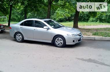 Honda Accord 2.4executive 2006