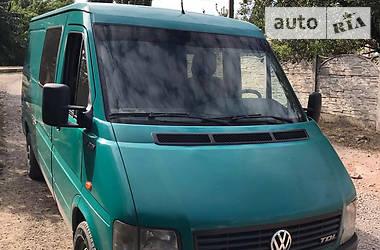 Volkswagen LT пасс. 2002