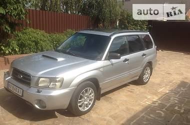 Subaru Forester 2.0 turbo 2003