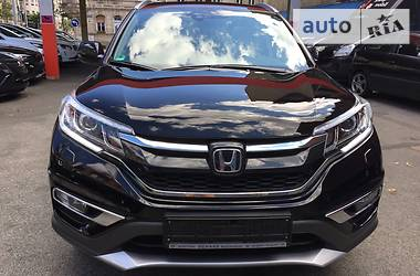 Honda CR-V 1.6i DTEC Executive 2016