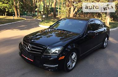 Mercedes-Benz C-Class С250 2013