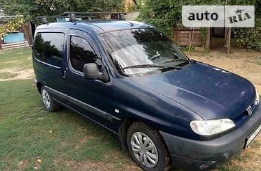 Peugeot Partner груз. 1999