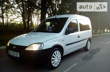Opel Combo пасс. 2007