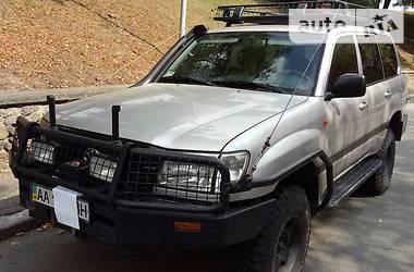 Toyota Land Cruiser 105 2005