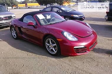 Porsche Boxster  2014