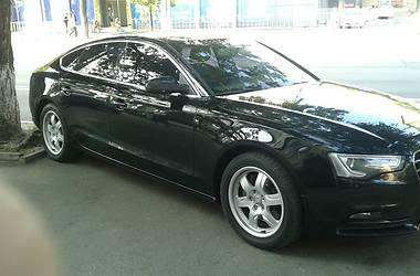 Audi A5 Quattro 2012