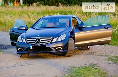 Mercedes-Benz E-Class E250 CDI 2010