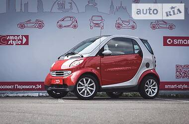 Smart Fortwo Red Passion 2005