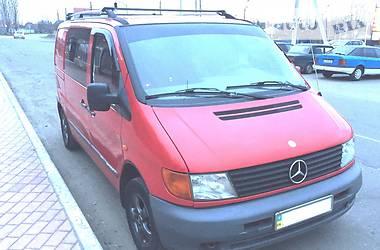 Mercedes-Benz Vito груз. 108 1997