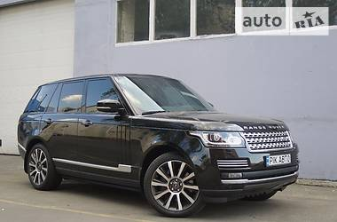 Land Rover Range Rover 5.0 Supercharged 2013