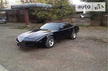Pontiac Firebird formula 1987