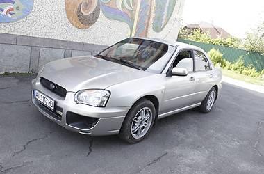 Subaru Impreza 1.6 TS 2005