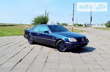 Mercedes-Benz S 600 V12 1997