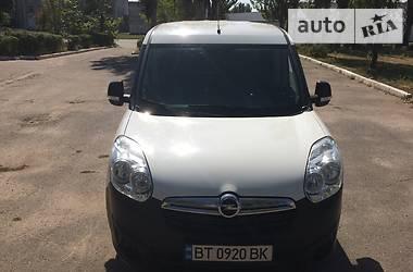 Opel Combo груз.  1.6 2012