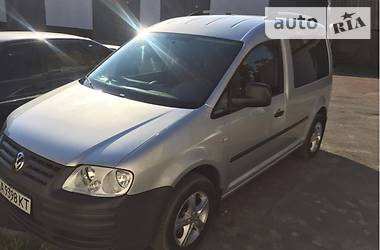 Volkswagen Caddy пасс. original 2009
