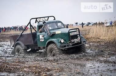 ГАЗ 63 Offroad TR-4 1963