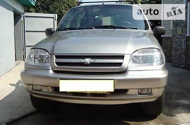 Chevrolet Niva 2007