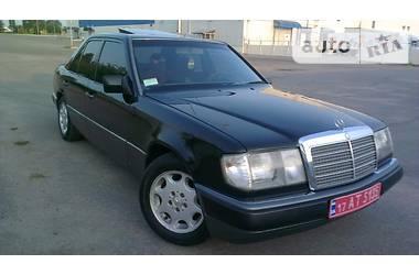 Mercedes-Benz E-Class E-200 1990