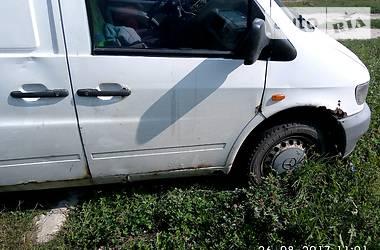 Mercedes-Benz Vito груз. 1997