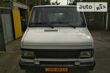 Peugeot G 5 D9B (XUD9A) 1993