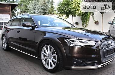Audi A6 Allroad 3.0 TDI LED Bose 2015