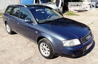 Audi A6 Allroad QUATTRO 2002