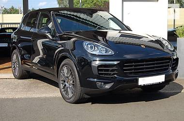Porsche Cayenne 3.0d PlatinumEdition 2017