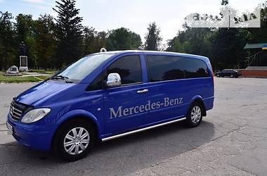 Mercedes-Benz Vito пасс. LONG 111 CDI 2006
