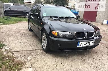 BMW 320 E46 320d M47N 2003