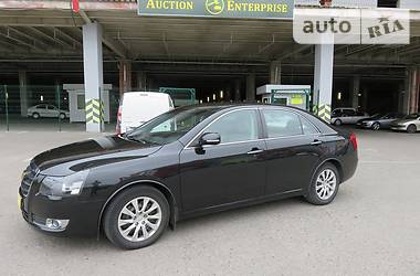 Geely Emgrand 8 2013