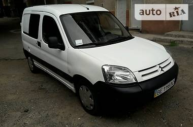 Citroen Berlingo пасс. 2004