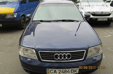 Audi A6 2.5 TDI 1999