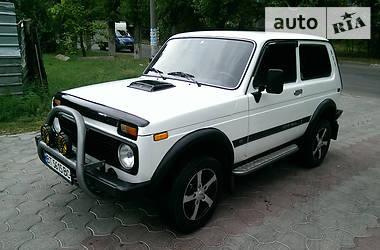 ВАЗ 2121 21214 1.7 i 2005
